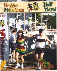 Reggae Half Marathon - Jamaica