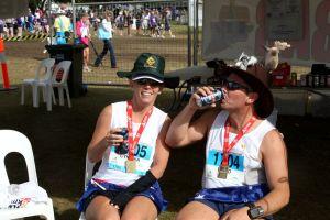 Australia Marathon Celebration