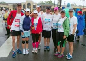 2013 Nashville Half Marathon Microsoft Runners - 2